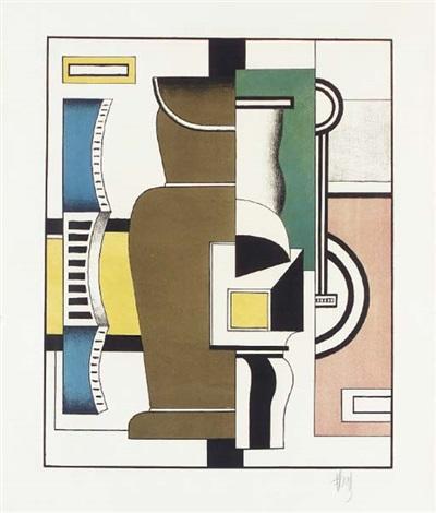 Le Vase By Fernand Lger On Artnet