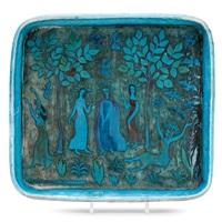 dish, in the garden by birger kaipiainen