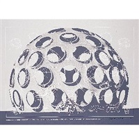 building construction, dymaxion development unit (on 2 sheets) by buckminster fuller