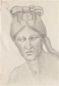 portrait by fethi arda