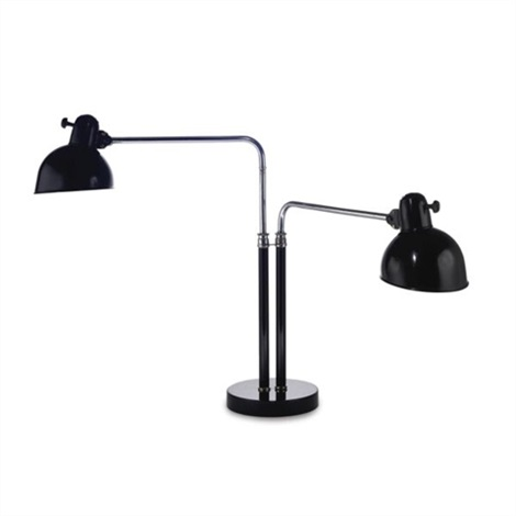 Double Arm Table Lamp By Christian Dell On Artnet