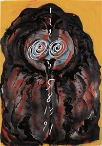 artwork by mario merz