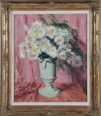 floral still life by edward barnard lintott