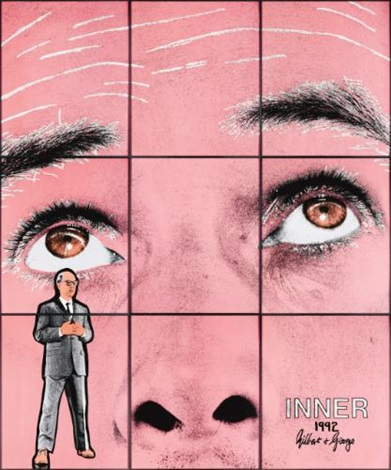 inner in 9 parts by gilbert and george