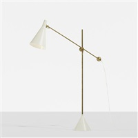 floor lamp, model k10-11 by tapio wirkkala