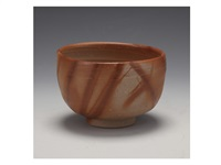 tea bowl by yamamoto toshu
