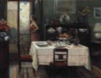 an interior by cesare vianello