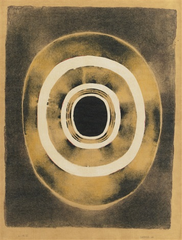 sixth stone ii by lee bontecou