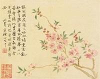 桃花 by luo ping