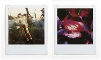 flower, pola eros (set of 2) by nobuyoshi araki