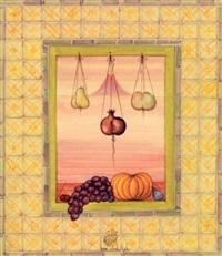 fenêtre aux fruits by jellal ben abdallah