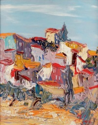 le village by jean sardi