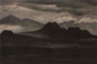 mexican mountain landscape by valetta (swan malinowski)