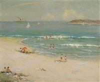 happy days, narrabeen by james ranalph jackson