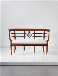 sofa (from the casa gadda conti, milan) by tomaso buzzi