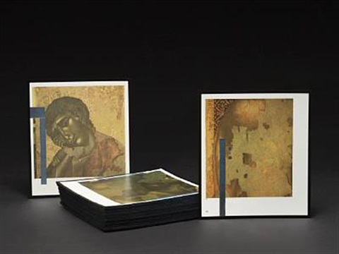 cimabue restoration project set of 80 by christian eckart