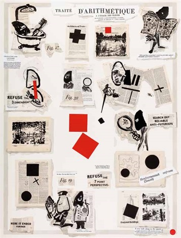 traité darithmétique by william kentridge