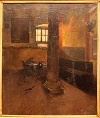 schreiber und interieur 1892