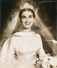 carmencita polo de franco vestida de novia by amer-ventosa