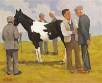 buying the horse by norman smyth
