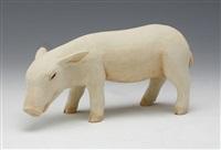 pig (standing) by yoshimasa tsuchiya