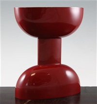 assiene vase by lino sabattini