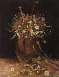 ulcică cu flori de câmp by ioan andresscu