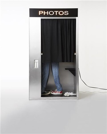photo booth by elmgreen dragset