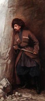 a cossack by stanislaw poraj fabijanski