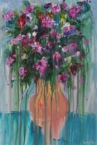 flower study iii (study) by angelina raspel