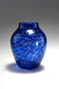 vase murrina a spirale by renato toso