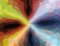 quadrat-gitter im bewegungsfeld by kurt kranz