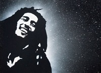 bob marley by risk
