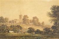 didsbury church by john glover