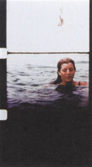 caroline kennedy, atlantic ocean at montauk by jonas mekas