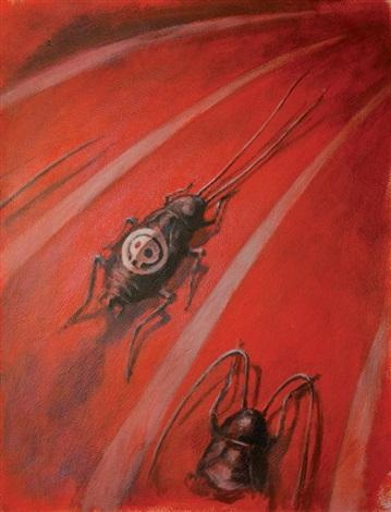 scarabé pl20 from ibicus by pascal rabaté