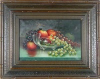 still life with fruit by hugo a. possner