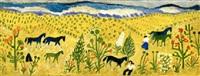 the desert by ruth livingston