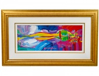four seasons series: winter/spring 2007 by peter max