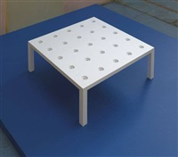 compass table (from the placebo collection; collab. w/fiona raby) by anthony dunne