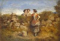 the milkmaid's gossip by t. john ewbank