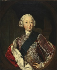 prince charles edward stuart (bonnie prince charlie) by antonio david