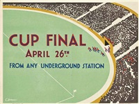 cup final by charles burton