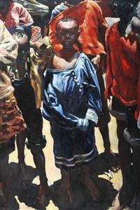 farm children, rwanda by hector mcdonnell