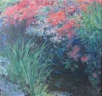 the flower garden by norman hepple