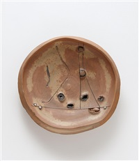 dish by peter voulkos
