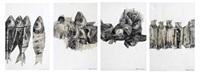 ikan (4 panels) by adi kaniko