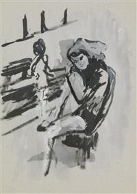 untitled (#1) by paulina olowska