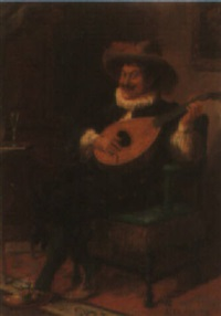 the fiddler by alexander austen