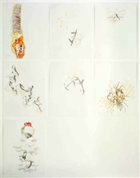 untitled (in 7 parts) by matthew ritchie